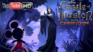 Castle of Illusion Starring Mickey Mouse [Xbox360] - ✪ Full Game ✪ | Walkthrough〘HD〙