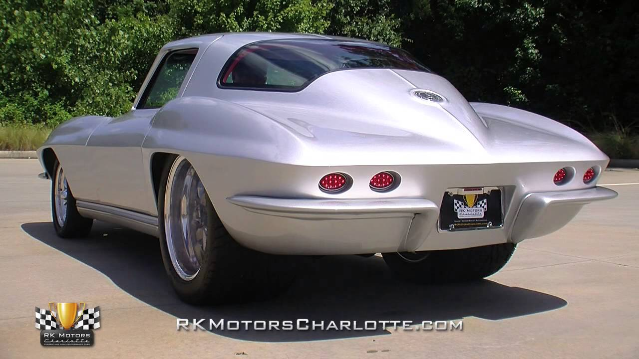 1969 Corvette Stingray >> 134423 / 1967 Chevrolet Corvette Stingray - YouTube