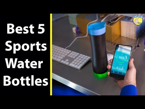 Best 5 Sports Water Bottles On Amazon You Should Have [2019]