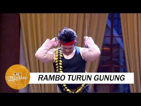 Ada Rambo Turun Gunung Nih!