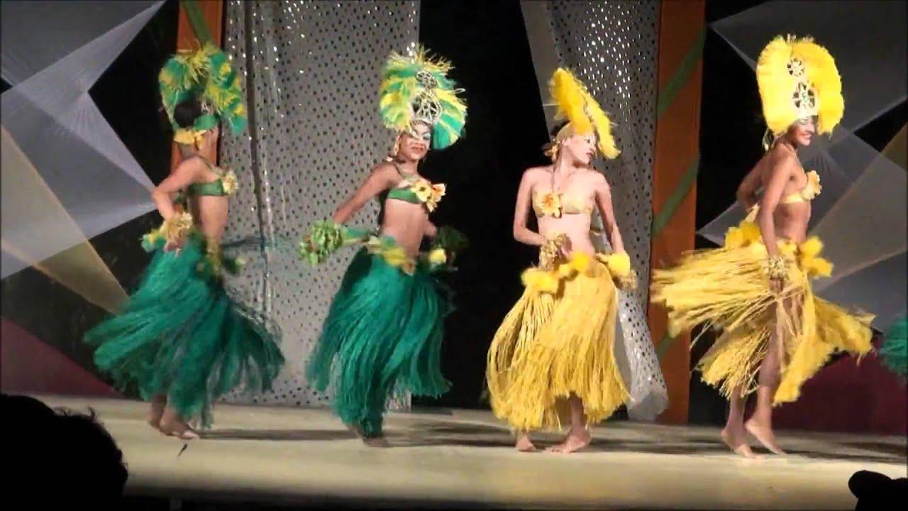 Baile Hawaiano Youtube