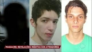 Suspeito fala sobre um dos atiradores do massacre de Suzano (SP)