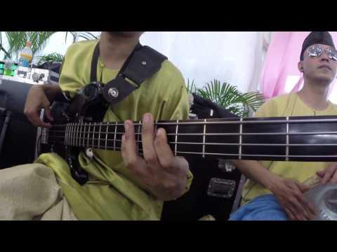 Cek Mek Molek (Wedding Live Bass Cover)