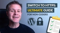 How to switch to HTTPS - The Ultimate WordPress Guide for Non-Coders
