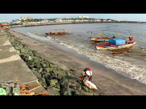 MANILA BAY UPDATE ( ROXAS BOULEVARD ) JUNE 10, 2020