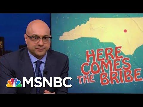 Legal Trouble Permeates North Carolina Republican Party | Rachel Maddow | MSNBC