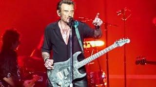 Johnny Hallyday - Zénith 2015 - Rester Vivant Tour
