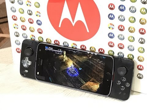 motorola z2 play how to get to bootloader