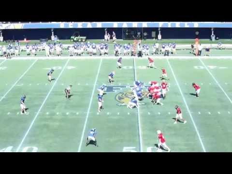 National Bowl at FIU Stadium Game Film 2014 5th Annual National Bowl at FIU  HD