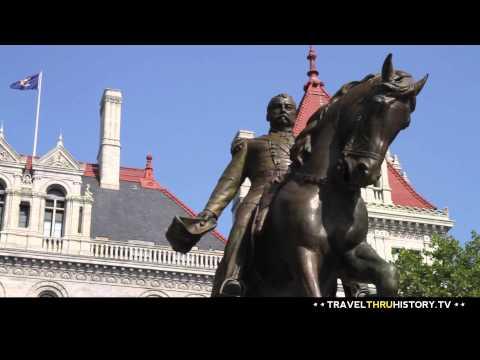 Albany & Saratoga Springs, NY - Travel Thru History