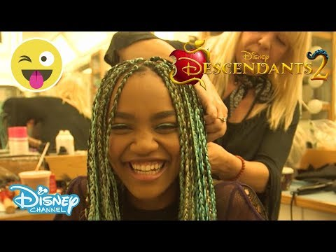 Descendants 2 | Get Ready with China Anne McClain | Official Disney Channel UK