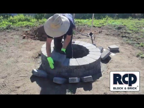 How to Build a Fire Pit - This Old House