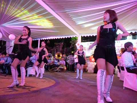 GRAND SERENATA 2012 BANDA 31 Majorette Exhibition #2 Sabay, Sabay Tayo!!!