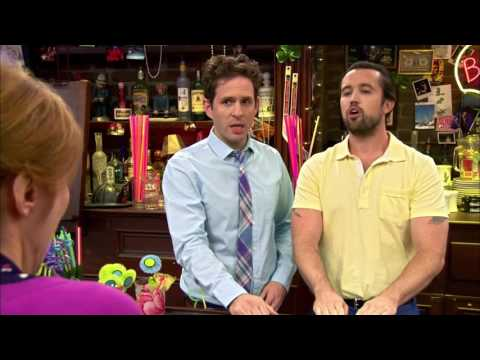 It's Always Sunny in Philadelphia: Mac Offers to Jizz in a Lady's Drink