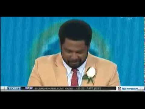 Jonathan Ogden Hall Of Fame 2013 Speech