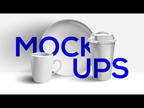 Illustrator Tutorials | How to Draw Realistic Vector Mockup in Adobe Illustrator, TL thumbnail