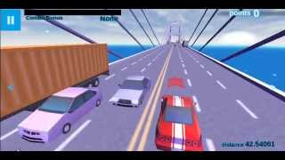 Getaway Driver School Unity Game Video Preview / Trailer April 2013