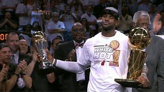 LeBron James Full Highlights 2013 Finals G7 vs Spurs - NASTY 37 Pts, 12 Rebs, Finals MVP!
