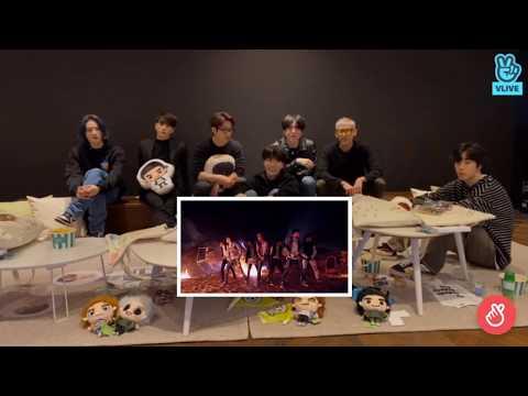 GOT7 Reaction to Hard Carry MV (engsub)