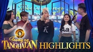 Tawag ng Tanghalan: Vice Ganda gets stressed to the viral video