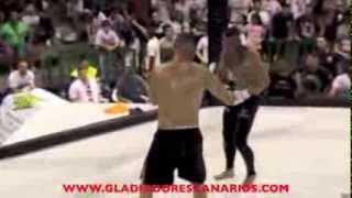 Madness 3 - Alcorac Caballero vs. Omar Santana