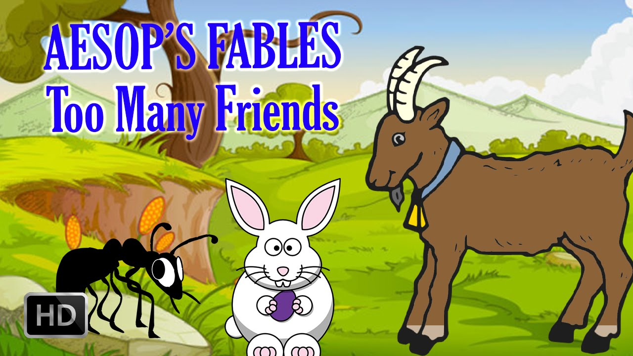 fables and short stories