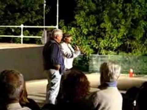 Intervento di Maurizio Amati (L'Isola del Cinema Giovanni Veronesi)