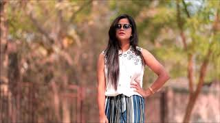 Fashion Blogger Mini Rajput Got Spotted in OXOLLOXO EMBROIDERED SLEEVELESS WHITE TOP