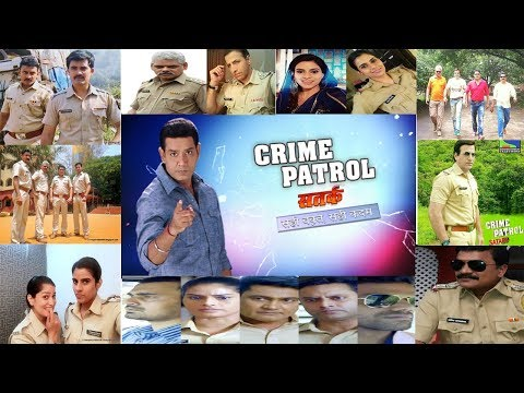 Crime Patrol Top Most Police Officers Real Name !