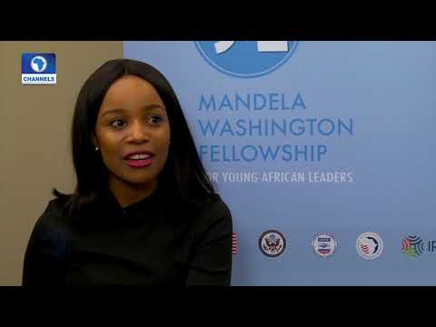 Mandela Washington Fellowship For Young African Leaders Pt.1 |Africa Future Leaders|