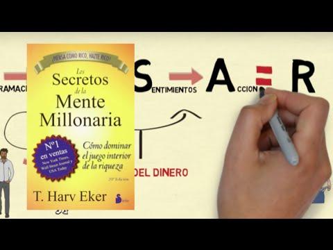 Los Secretos De La Mente Millonaria por T. Harv Eker (Resumen animado del libro)