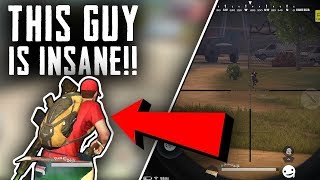 The best sniper on Mobile!! (Doesn't use Aim Assisst!)   Rules Of Survival