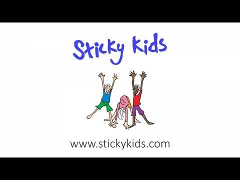 Sticky Kids - Let's Go Walking