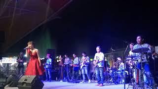 Terlanjur sakit Tasya Rosmala live Go Fun Bojonegoro bersama om The Rosmala