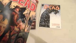 Walking Dead #1 10th anniversary special, Survivors Guide, & Tyreese Special