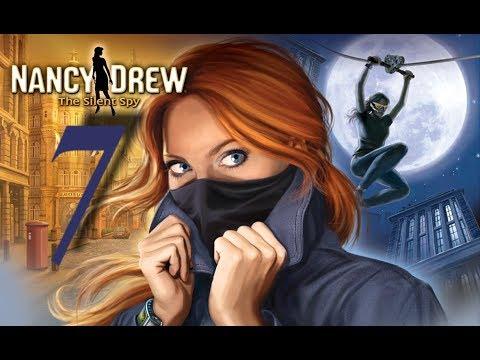 Нэнси Дрю. Безмолвный шпион. Прохождение