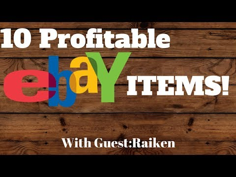 10 Profitable and Easy To Find Ebay Items! + Black Friday Offer!- w Steve Raiken