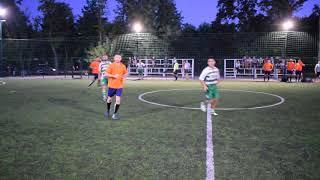 Сокол - Спорт Стайл (1 тайм). Аматорская лига на открытых площадках.