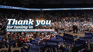Bernie 2020 Rally In Mason City, Iowa