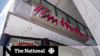 More Tim Hortons cut employee benefits over minimum wage increase