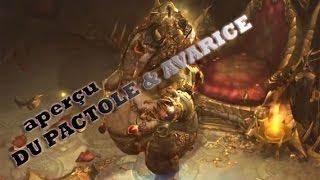LE PACTOLE & AVARICE [DIABLO III - FR]