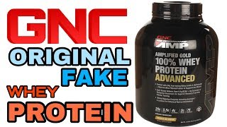 GNC Whey Protein GNC Pro Performance Amplified Gold 100% Whey Protein Advanced Made in USA