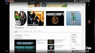 Kanal Tanıtımları Bölüm 7 |Pro Gaming TR BSYE|
