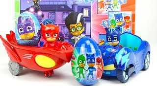 Герои в масках сюрпризы и игрушки, развивающее видео