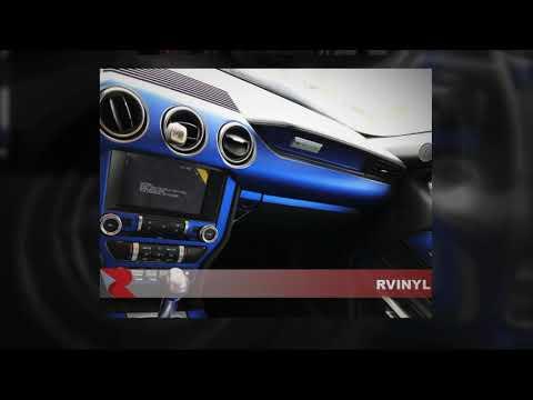 Rdash™ 2015 - 2018 Ford Mustang Dash Kits