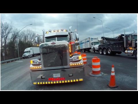 🚚 🚛  Entrega na Capital Americana - EP13/17 - Vlog18rodas