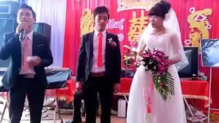 Clip hài hước | MC đám cưới hài hước bá đạo nhất quả đất. 😂😂😂