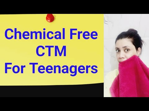CTM For Teenagers  Chemical Free CTM CTM For Monsoon DIY CTM at Home