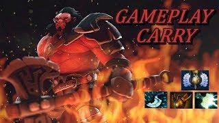 Baixar AXE SAFELANE CARRY!   Ranked Gameplay Commentary Divine Dota 2