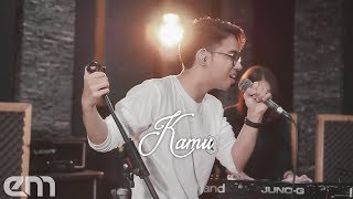 Coboy Junior - Kamu | Cover by Erza Mallenthinno (Live at JAS)